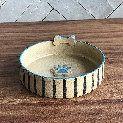 Pote  Gaia em Cerâmica