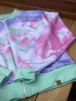 Moletinho para Humanos - Tie Dye Hope