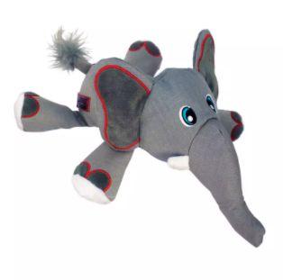 Brinquedo Kong para Cães Cozie Ultra Ella Elephant Cinza