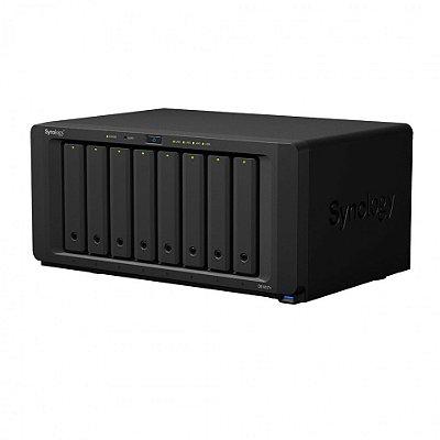 Storage de rede NAS Synology DiskStation DS1817+(2GB) 8 Baias (expansível a 18 baias)