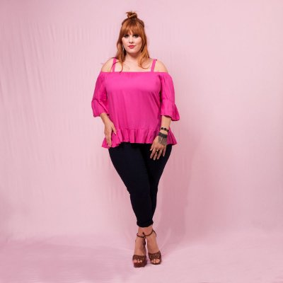 Bata Gypsy Color - Plus Size