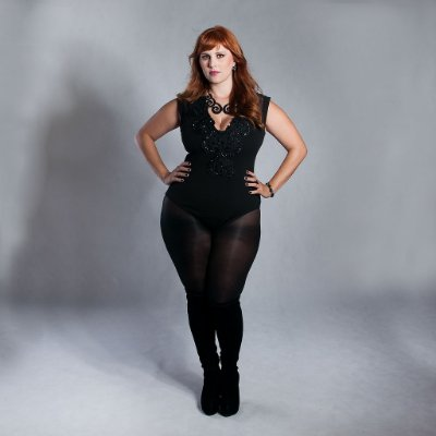 Body Luxo Preto - Plus Size