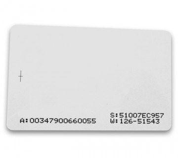 Cartão de Proximidade 125khz Rfid Iso