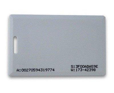 Cartão de Proximidade 125khz Rfid Iso Clamshell