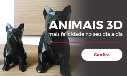 Animais 3D