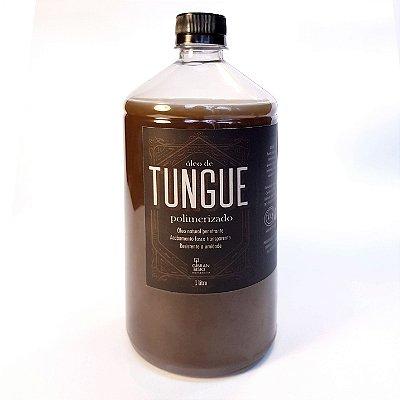 Óleo de Tungue Polimerizado - 1 Litro