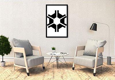 Quadro Decorativo Agronomia 37x57