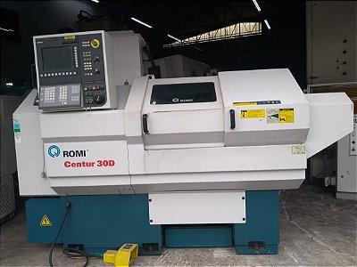 Torno CNC Romi Centur C30D (Vendido)