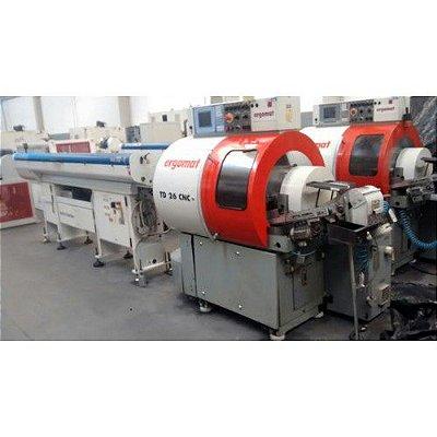 Torno CNC Automático Ergomat TD26