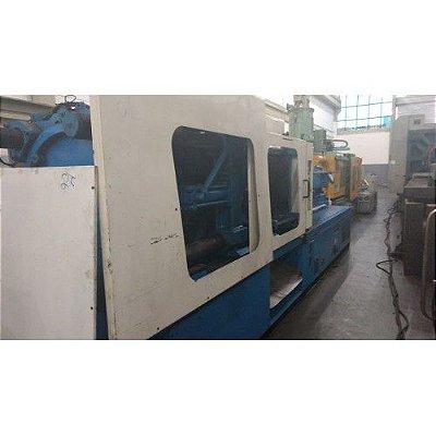 Injetora para plástico Tsong Cherng 250 tons (VENDIDA)