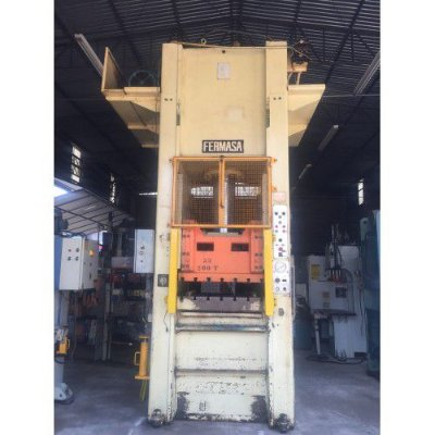 Prensa Hidraulica fermasa 200 Tons