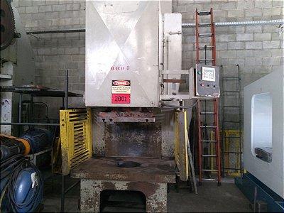 Prensa Exc. F.F. MSL 200 tons