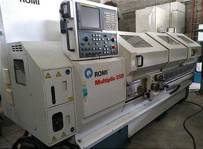 Torno CNC Romi 35D
