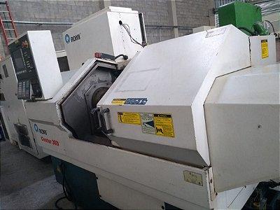 Torno CNC Romi C30D