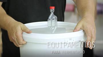 Equipamentos de fermentação