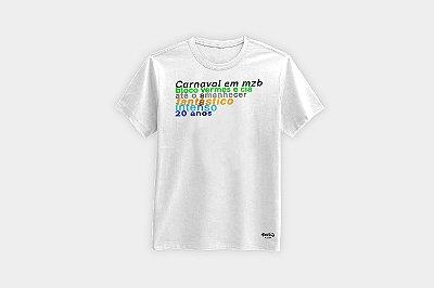 Camiseta Branca Fantástico