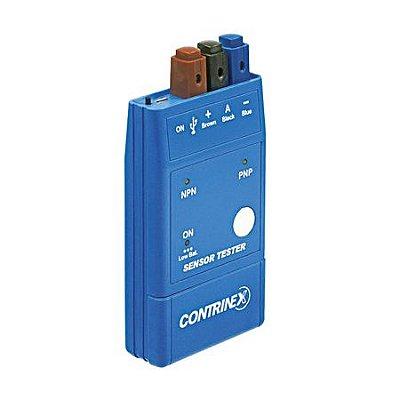 ATE-0000-010 SENSOR TESTER 24VDC PNP NPN PUSH-PULL 100MA CONTRINEX