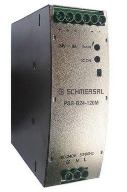 PSS-B24-120M  FONTE DE ALIMENTAÇÃO 164309 SCHMERSAL