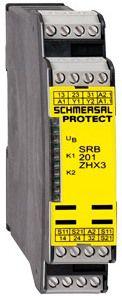 SRB 201 ZHX3-24VDC RELÉ DE SEGURANÇA - NR12 13623703 SCHMERSAL