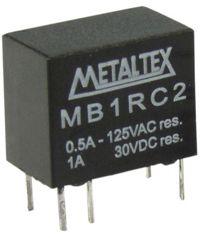 MB1RC2 RELÉ DE SINAL METALTEX