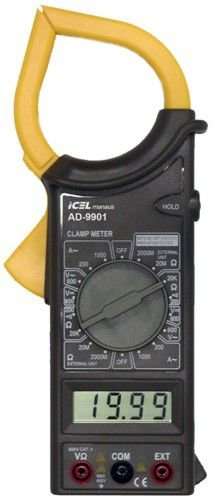 AD-9901 ALICATE AMPERÍMETRO DIGITAL ICEL