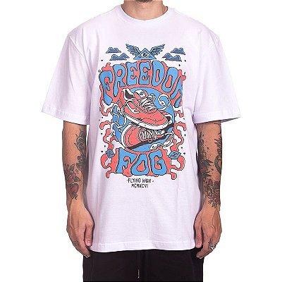 Camiseta Iluminati Branca