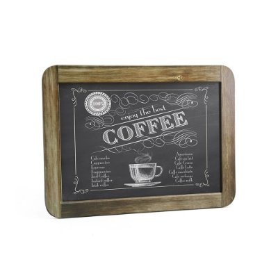Quadro Decorativo Gizlosofia Coffee