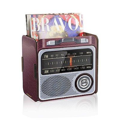 Porta Trecos Grande Rádio