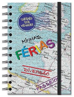 Diário de Viagem Mapa