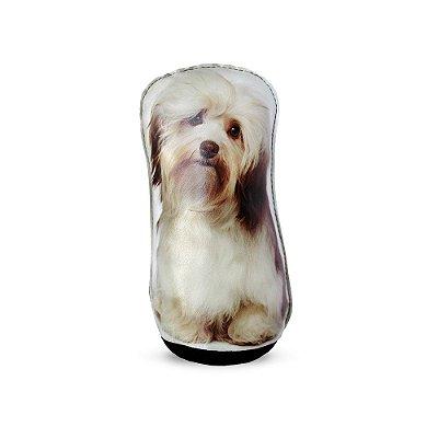 Peso de Porta Cachorro Bichon