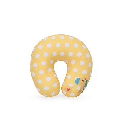 Almofada de Pescoço para Bebês Girafa