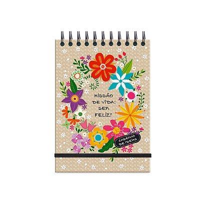 Caderno de Ideias Flora