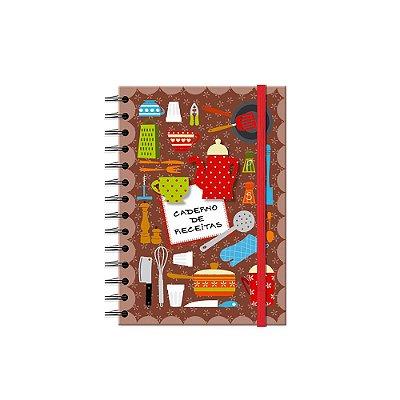 Caderno de Receitas Bule