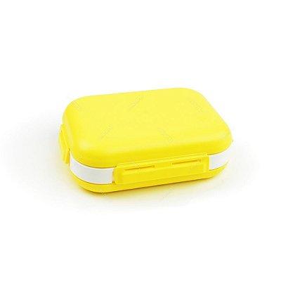 Pote Marmita Picnic Amarelo Candy