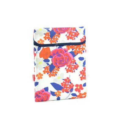 Case para Tablet Floral Color
