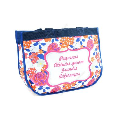 Super Eco Bag Floral Color