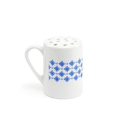 Queijeira de Porcelana Colonial