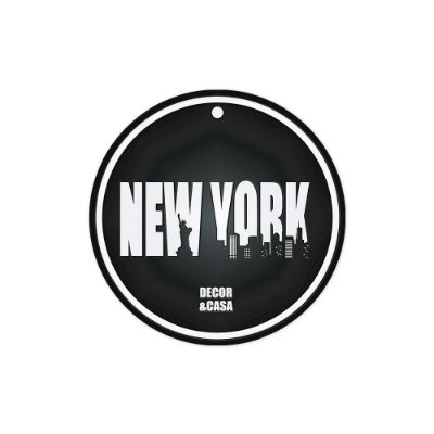 Descanso de Panela de Silicone New York