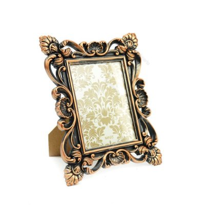 Porta Retrato Art Nouveau Cobre 13x18