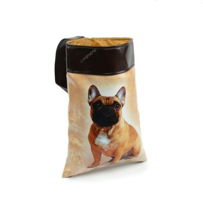 Lixeira de Carro Cachorro Bulldog Francês