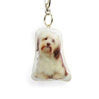 Chaveiro Cachorro Bichon