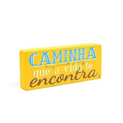 Quadro Box Caminha 12x30