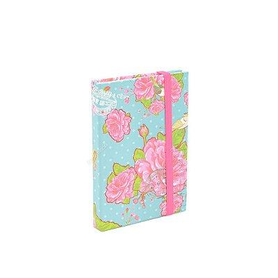 Caderninho Capa Dura com Elástico Cartas para Mary