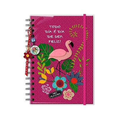 Planner Permanente Flamingo