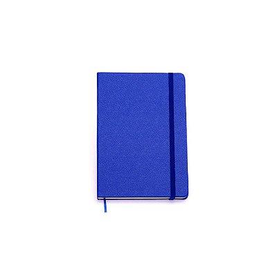 Caderneta sem Pauta Azul Royal Pequena