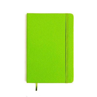 Caderneta sem Pauta Verde Média