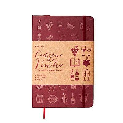 Caderno Prazeres do Vinho
