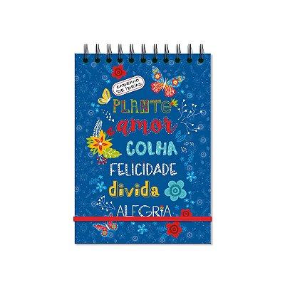 Caderno de Ideias Plante Amor