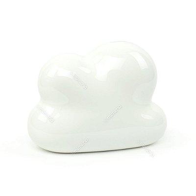Cofre Nuvem Branca Laqueado