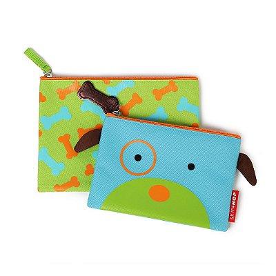 Kit Necessaire Zoo Cachorro Skip Hop